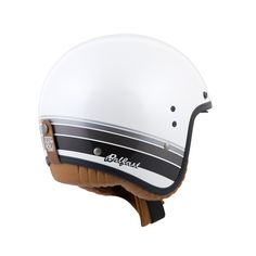 Scorpion Sports Inc. USA :: Motorcycle Helmets and Apparel Belfast Blanco - Street - Helmets - Products We Live In Our Protection