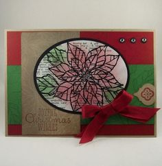 Joyful Christmas Sketch by mamaxsix - Cards and Paper Crafts at Splitcoaststampers