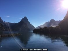 Milford Sound HD Wallpapers Backgrounds Wallpaper