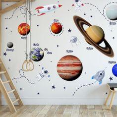 Nálepky na stenu - hviezdičky a oblaky | INSPIO Stickers, Blog, Blogging, Decals