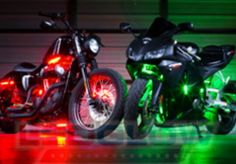 Led Light Strips For Motorcycles Motorcycle Led Lights Motorcycle Underglow And Motorcycle Light