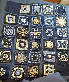 Ravelry: Satumaan's Kalevala CAL Ravelry, Blanket, Blankets, Cover, Comforters