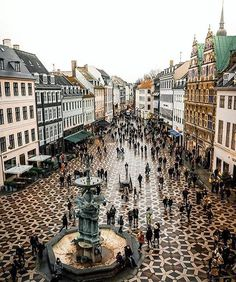 Copenhagen, Denmark Photo by @neumarc #fantastic_earth