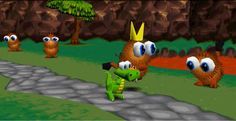 Croc Legend of the Gobbos