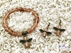 Cseresznye kvarc karkötő és fülbevaló R.M.ékszer szett Beaded Bracelets, Jewelry, Photos, Accessories, Jewlery, Pictures, Jewerly, Pearl Bracelets, Schmuck