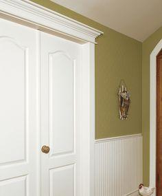 aujourdhui les moulures font rsolument partie du dcor laissez vous charmer par leur potentiel insouponn rehaussez le style de vos portes et fentres