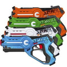 Laser tag is not just a simple game; adults and kids both love the sport. Read moreGift Your Kids with One of These 10 Best Laser Tag Guns in 2020