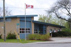 Hamilton Fire Station 8