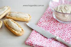 5 ideas de patés y cremas para untar en el pan
