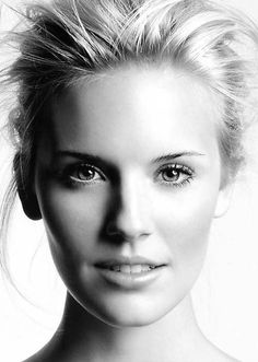 "Maggie Grace...watch the movie ""Faster"" with the Rock and you will see her beauty on full display."