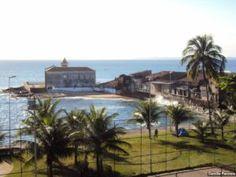 Tchela - Salvador - Ponta do Humaitá - Google Imagens http://marcelatchela.com.br/index.php/2017/03/29/salve-salve-salvador-hoje-e-o-aniversario-de-salvador/