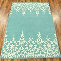 Matrix MAX05 Guild Blue Rugs - buy online at Modern Rugs UK