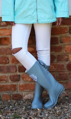 Your FAVE rain boots are in NEW colors!!!