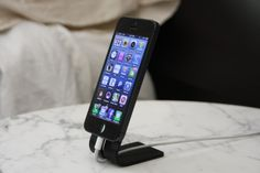 SETA Smartphone Stand for iPhone, Galaxy + by George Bashaw + 1.0 Innovations LLC — Kickstarter