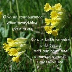 Helen Steiner Rice prayer