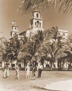 Historial Breakers Palm Beach