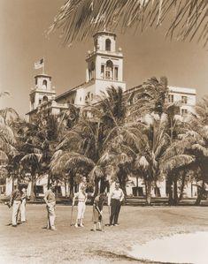Historial Breakers Palm Beach