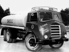 Alfa Romeo 900 3 assi Tanker '1946–54