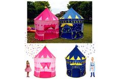 Tiny Castle Princess/ Prince Tent - Just $20.99! So cute! - http://www.pinchingyourpennies.com/tiny-castle-princess-prince-tent-just-20-99-so-cute/ #Castletent, #Pickyourplum, #Pinchingyourpennies