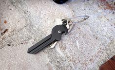 Porter Key Knife & Bottle Opener
