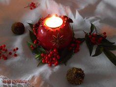 i pasticcididani: 20 centrotavola natalizio da preparare in 20 minuti