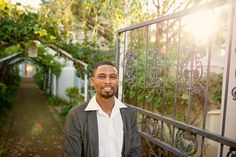 Franklin - our trusted manager at The Last Word Franschhoek.