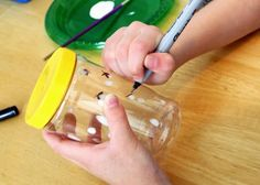 Craft ideas for Earth and Sky journey.
