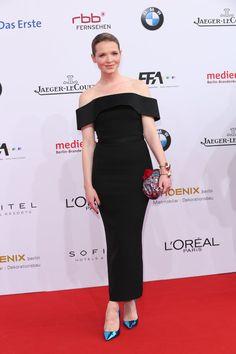 Pin for Later: Seht alle Stars auf dem roten Teppich beim Deutschen Filmpreis Karoline Herfurth
