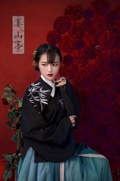 hanfu _ traditional Chinese styles of clothing