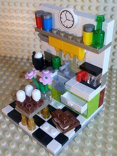 LEGO 40121 - Painting Easter Eggs #lego #pasqua #easter #uova #uovapasquali #uovadecorate #easter2015 #eastereggs #easteregg #decoration #legos #funny #funnypics