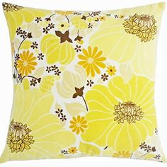 print & pattern: VINTAGE - cushions