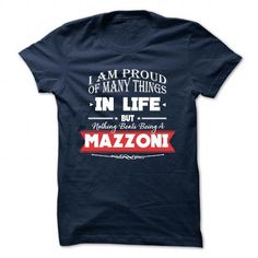 Cool T-shirt It's an MAZZONI thing, Custom MAZZONI  Hoodie T-Shirts Check more at http://designyourownsweatshirt.com/its-an-mazzoni-thing-custom-mazzoni-hoodie-t-shirts.html