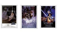 Star Wars: Episode IV, V & VI - Movie 24x36 Poster - http://centophobe.com/star-wars-episode-iv-v-vi-movie-24x36-poster/ -