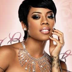 Swell Keyshia Cole Hairstyles And Search On Pinterest Short Hairstyles Gunalazisus