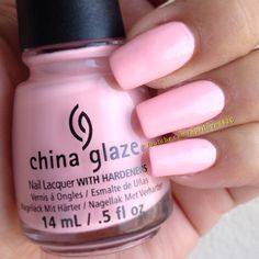 China glaze spring in my step nail polish swatch from city flourish spring 2014 collection
