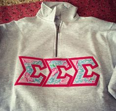 bows pearls sratgirls im in love with my new letters