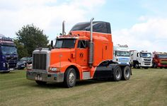 Vagabond Trucking Peterbilt