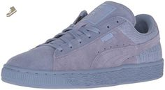 PUMA Women's Suede Classic Emboss Wn's Fashion Sneaker, Tempest, 9.5 M US - Puma sneakers for women (*Amazon Partner-Link)