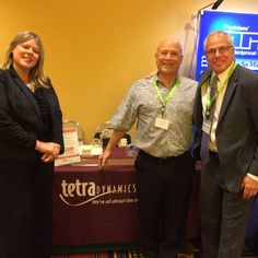 I am with Jennifer Healey & Larry Borman of www.TetraDynamics.com. They are really excited about the ZirCap full contour zirconia implant bridge.