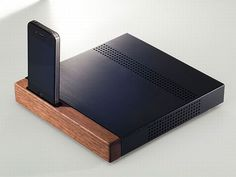 Design Hara Unveils the Most Elegant PC with iPhone Dock - Elite Choice