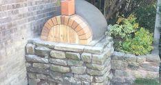 Best Oven, Luxury Living, Firewood, Oven Diy, Pizza, Yard, Outdoor Decor, Album, Building