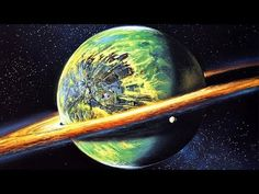 10 Strangest Planets In Space - YouTube - A planet that is solid diamond & graphite.  #ImNotKidding