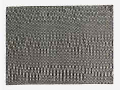 MONOQI   100x150 Tsts Rug - Black