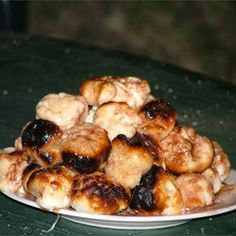 tastycookery | Sugared Campfire Donuts