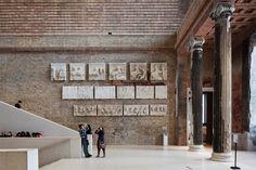Neues Museum Berlin, Germany - David Chipperfield Architects © Staatliche Museen zu Berlin, photo by Achim Kleuker