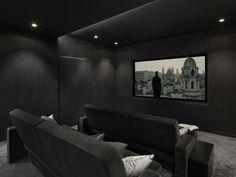 Ashberg House Home Cinema