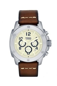 FS4929 - Fossil Modern Machine Chrono heren horloge