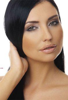 love the lips #wedding #makeup
