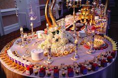 Suhaag Garden, Dessert Lounge, Gaylord Palms, Florida wedding decorator, Indian wedding decorator