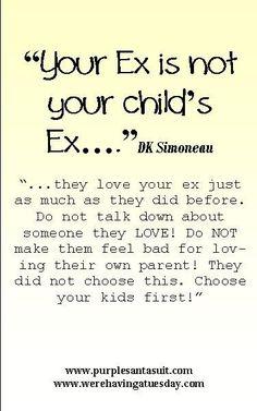 how to divorce a parent